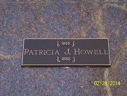 Patricia J <I>Daniels</I> Howell