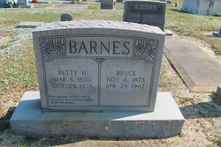 Betty H Barnes