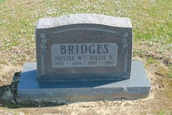 Liddie Pauline <I>Wall</I> Bridges