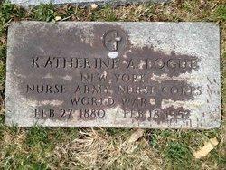 Katherine A Logue