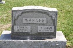 Louise C <I>Baumann</I> Warner