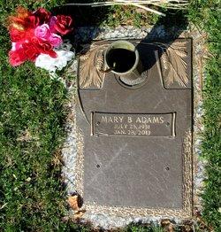 Mary B. Adams