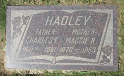 Charles Elmer Hadley