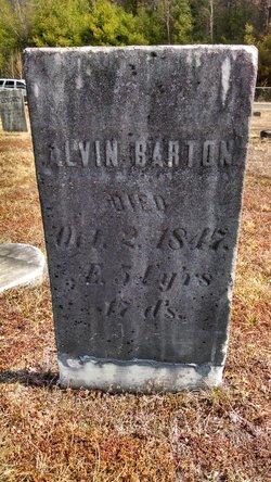 Alvin Barton