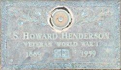 Samuel Howard Henderson, Jr