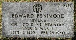 Edward Fenimore