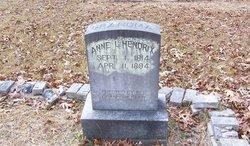 Annie L. Hendrix