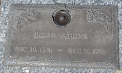 Belle Atkins