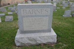 Nathaniel Burkett Barnes