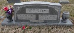 Katherine <I>Rieves</I> Woody