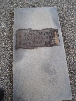 Jean Allen