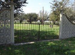Rios Family Cemetery