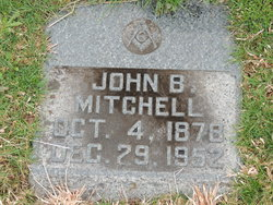 John B. Mitchell