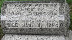 """Melissa E. """"Lissie"""" <I>Peters</I> Robosson"""