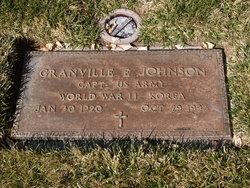 Granville E Johnson
