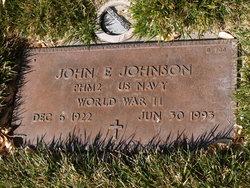 John E Johnson