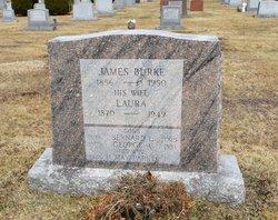 Laura <I>Corrigan</I> Burke