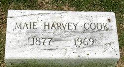 Maie Eloise <I>Harvey</I> Cook
