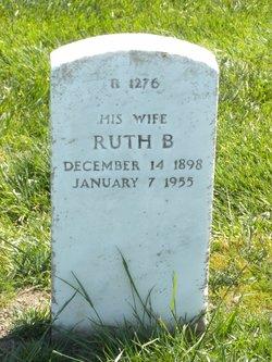 Ruth V <I>Boyles</I> West