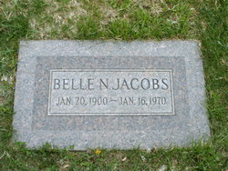 Belle <I>Nance</I> Jacobs