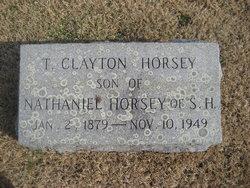 Thomas Clayton Horsey