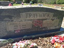 Emma Geneva <I>Johnson</I> Traywick