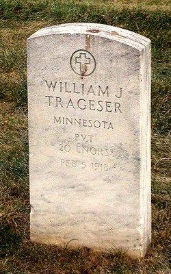 Pvt William J Trageser