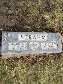 Martha Mary <I>Beyer</I> Strahm