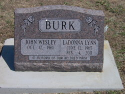 LaDonna Lynn <I>Youtsey</I> Burk