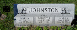 Dorothy J. <I>Kartavich</I> Johnston