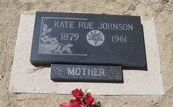 Kate Rue <I>Isenhour</I> Johnson