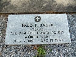 Fred Power Baker