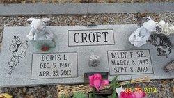 Doris <I>Lott</I> Croft