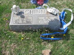 "Anthony Charles ""A.C."" Chinn"