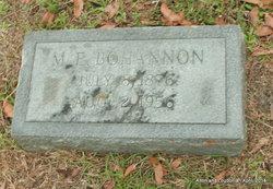 Missouri E. Harrelson Bohannon