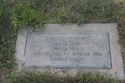 Sgt Don Lee Chase Lydick