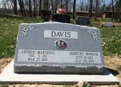 Arthur Marshall Davis
