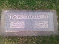 Edward Arthur Butterfield