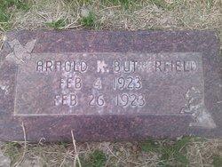 Arnold K Butterfield