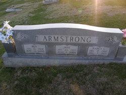 Dorothy Jane <I>Lee</I> Armstrong