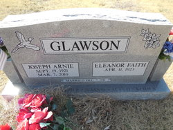 Joseph Arnie Glawson