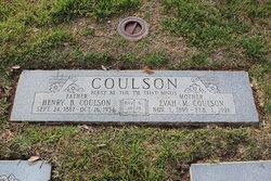 Henry Bennett Coulson