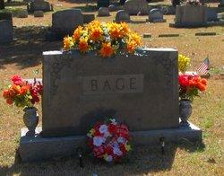 Bettie <I>King</I> Bage