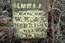 Emma A Morrison