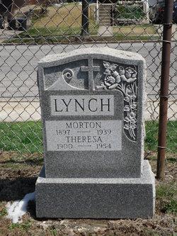 """Theresea """"Tessie"""" <I>Zito</I> Lynch"""