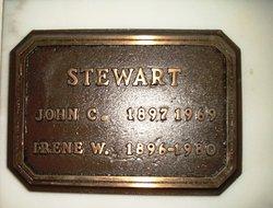 Irene <I>Waterman</I> Stewart