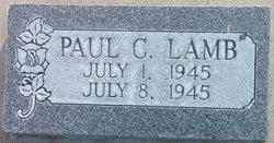 Carol Paul Lamb