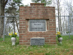 Ferd & Walter McGhee Cemetery