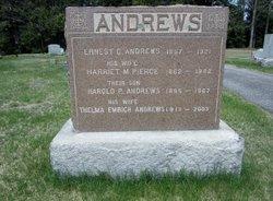 Harold P Andrews