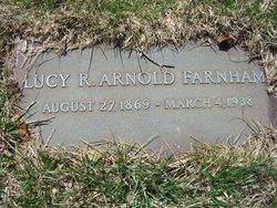 Lucy Rosaline <I>Arnold</I> Farnham